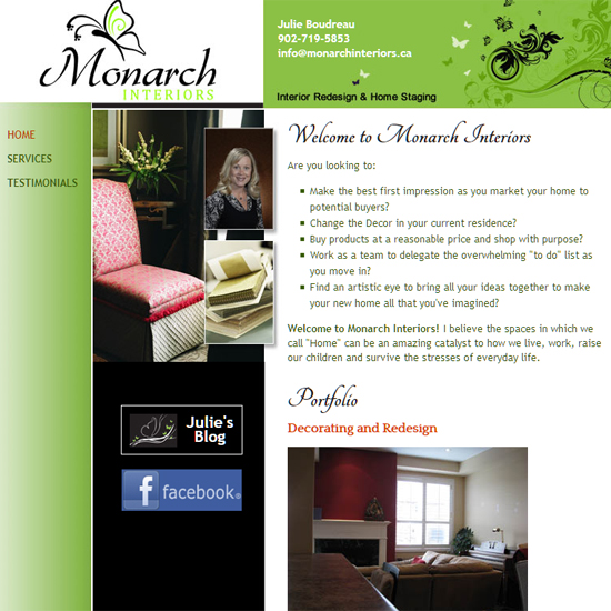 Monarch Interiors